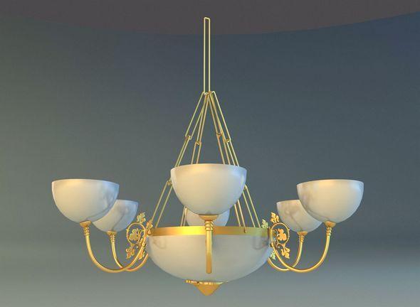 Lamp 48 - 3DOcean Item for Sale