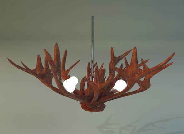 Lamp 61 - 3DOcean Item for Sale