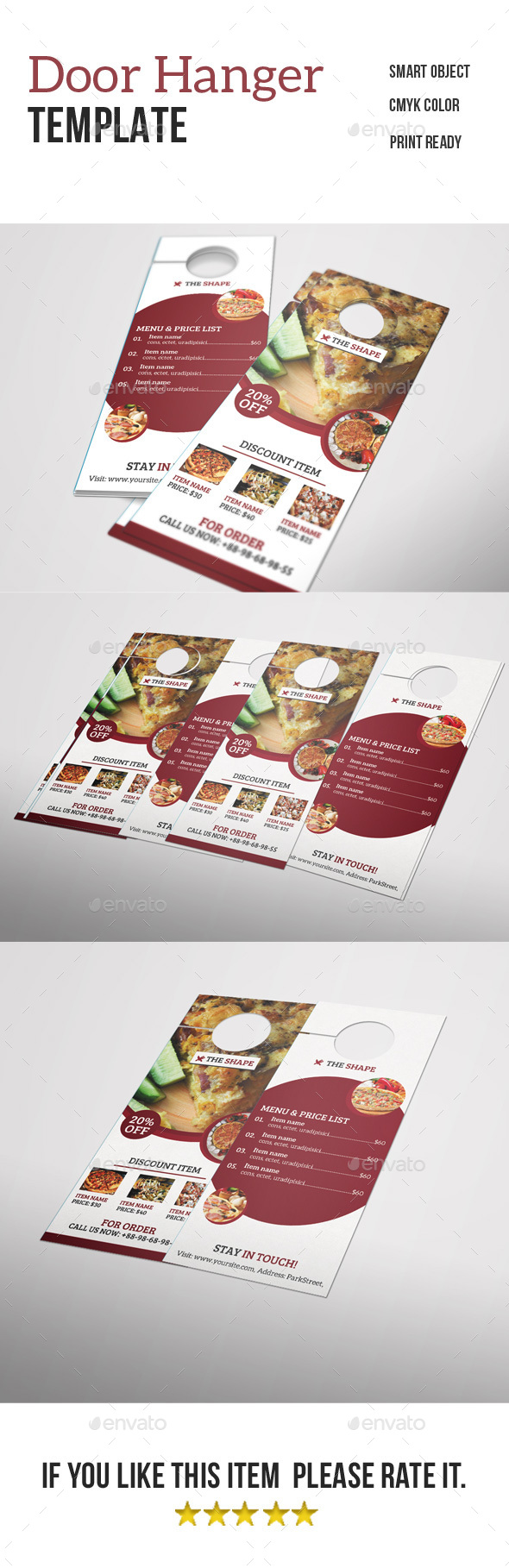 Japanese Food Restaurant Graphics, Designs & Templates