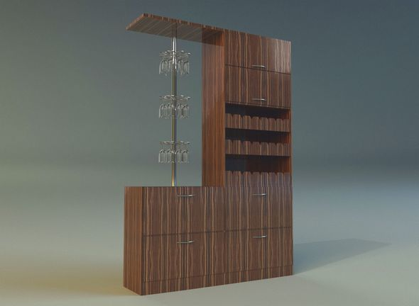 Cabinet 1 - 3DOcean Item for Sale