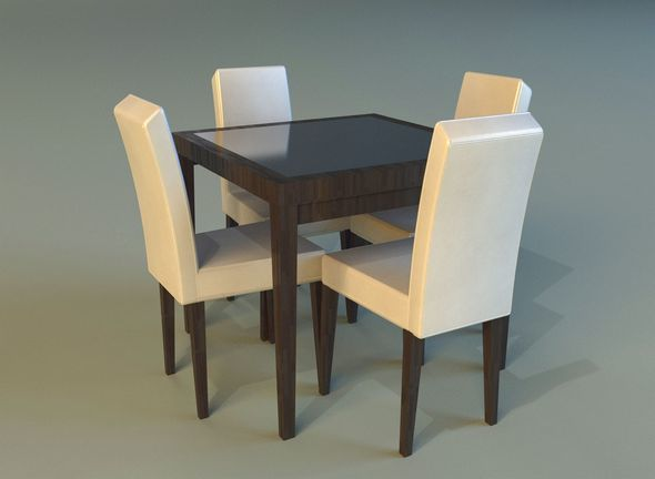 Table 5 - 3DOcean Item for Sale