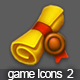 Game icons 2 - GraphicRiver Item for Sale