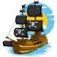 Pirate Ship - GraphicRiver Item for Sale