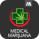 Medical Marijuana Logo - GraphicRiver Item for Sale