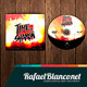 CD/DVD Case and Disk Mock-Up - 3 - GraphicRiver Item for Sale