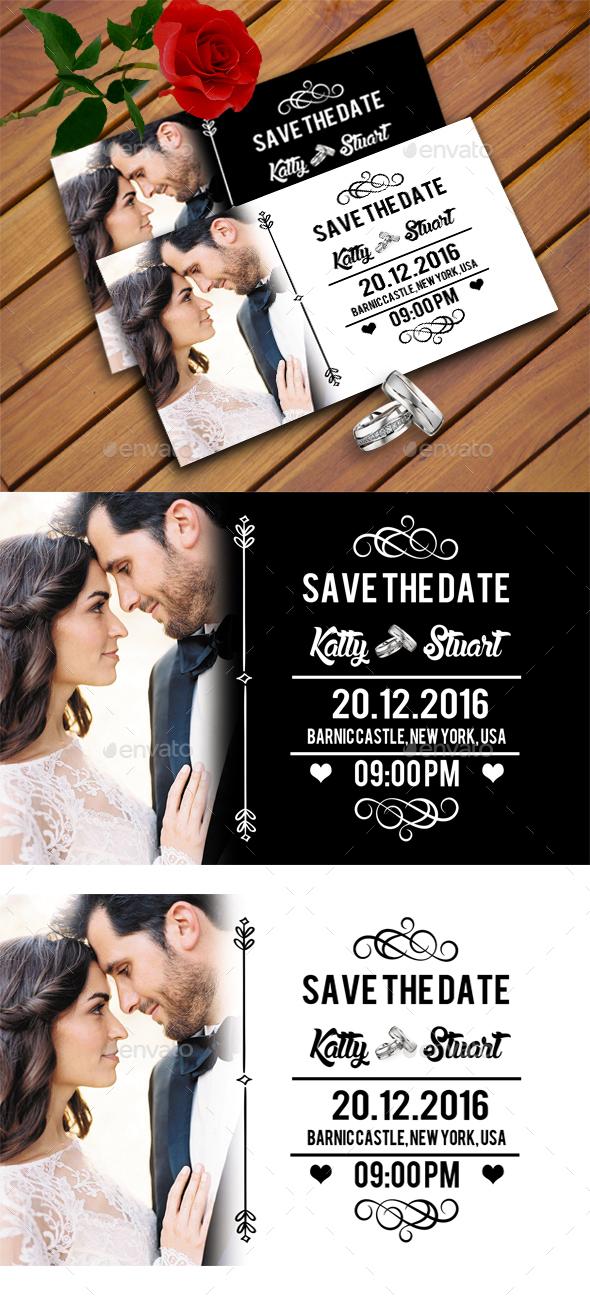 Simple Wedding Card - Weddings Cards & Invites