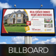 Billboard Signage Design v1 - GraphicRiver Item for Sale