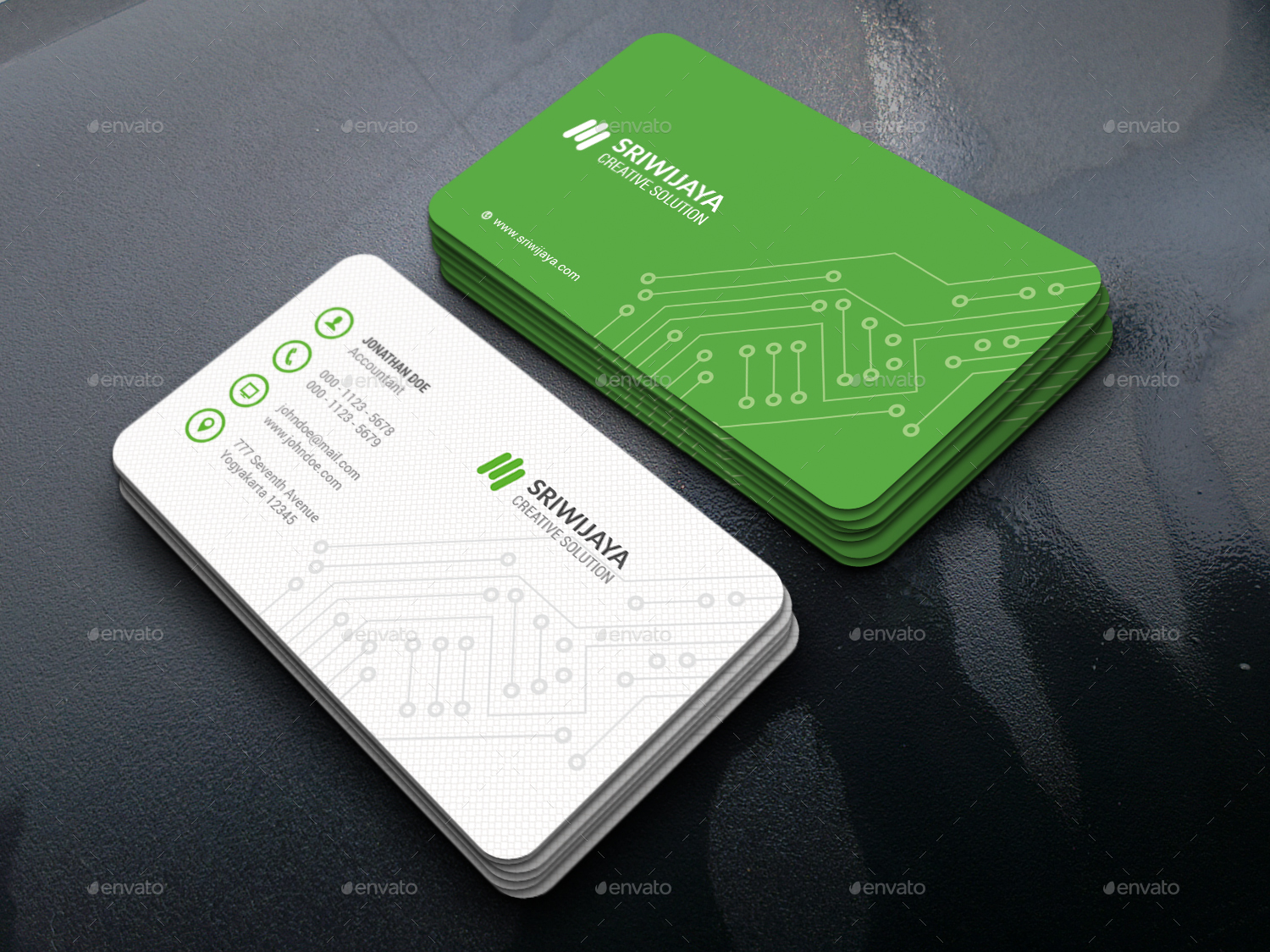 engineer business card by gowes