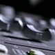 Musician Brings Man Console Mixer Music Studio - VideoHive Item for Sale