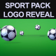 Sport Pack Logo Reveal  - VideoHive Item for Sale