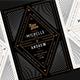 Art Deco Wedding Invitation/Card - GraphicRiver Item for Sale