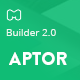 Aptor - HTML Email Template + Builder 2.0 - ThemeForest Item for Sale