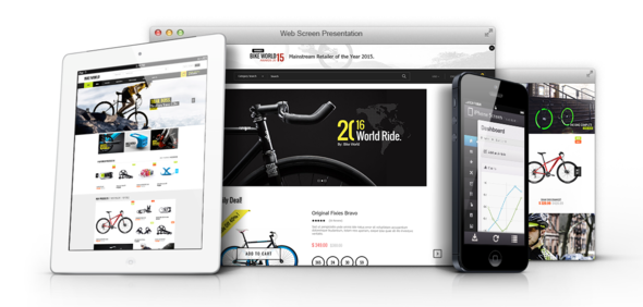 TV BikeWorld – Responsive Magento Theme