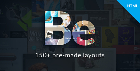 BeTheme – HTML Responsive Multi-Purpose Template