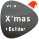 Christmas Responsive Email Template + Online Builder Nulled