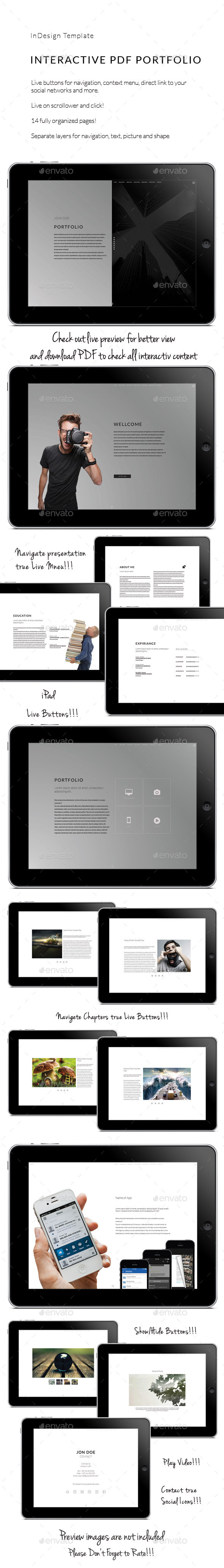 Interactive PDF Prezentation iPad No5 - Digital Magazines ePublishing