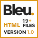 Bleu - Responsive eCommerce HTML5 Template - ThemeForest Item for Sale