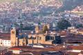 Aerial Cusco city view on Plaza de Armas, Peru - PhotoDune Item for Sale