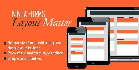 Ninja Forms - Layout Master - CodeCanyon Item for Sale