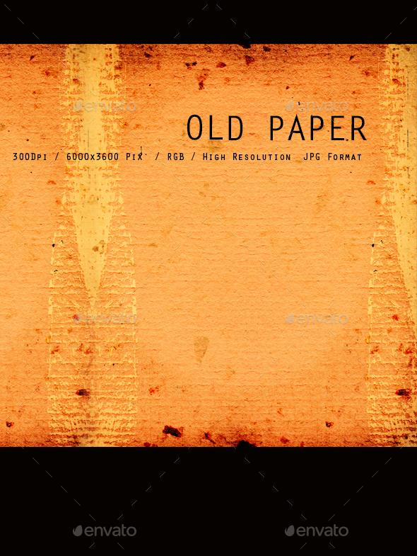 Old Paper 0264 - Paper Textures
