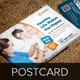Postcard Design v3 - GraphicRiver Item for Sale
