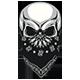 Skull Bandana - GraphicRiver Item for Sale