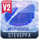 Frozen Ice And Snow Logo Reveal - VideoHive Item for Sale