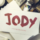 My name is Jody - GraphicRiver Item for Sale