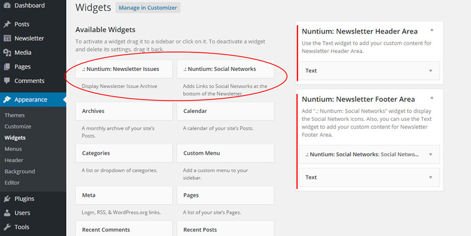 Nuntium Newsletter Generator by vAx | CodeCanyon