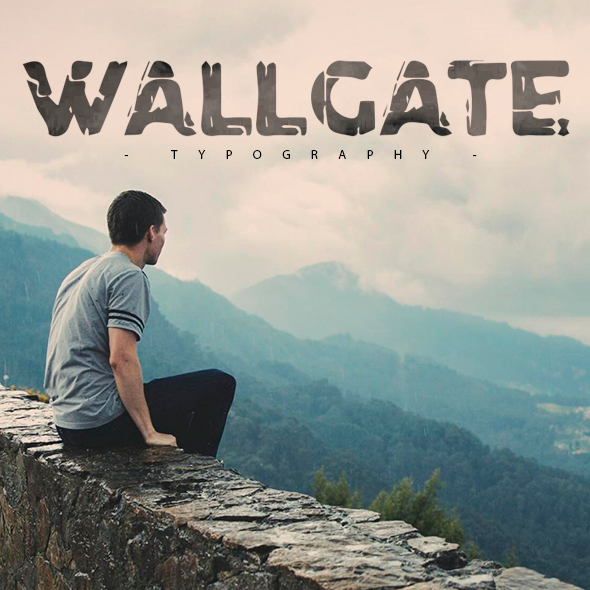 Wallgate Typography - Handwriting Fonts