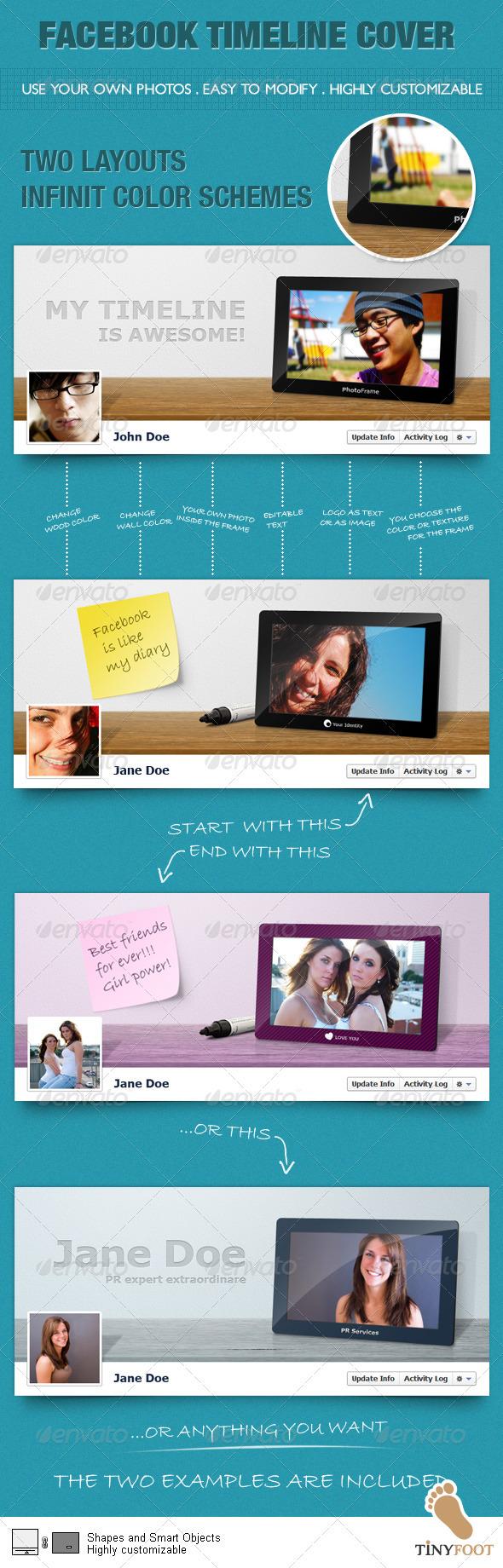 Facebook Timeline Cover 1.0 - Facebook Timeline Covers Social Media