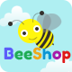 Bee Shop - Kids Shopping Bootstrap Template Nulled