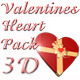 Valentine's Heart Pack - VideoHive Item for Sale