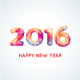 From 2015 to 2016 Happy New Year Animation - VideoHive Item for Sale