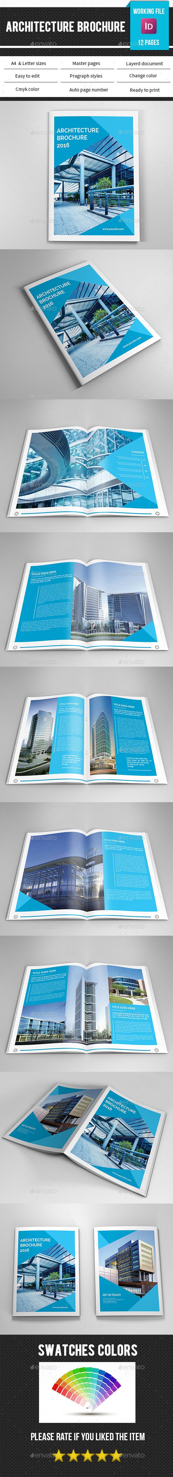 Corporate Brochure Template-V330 - Corporate Brochures