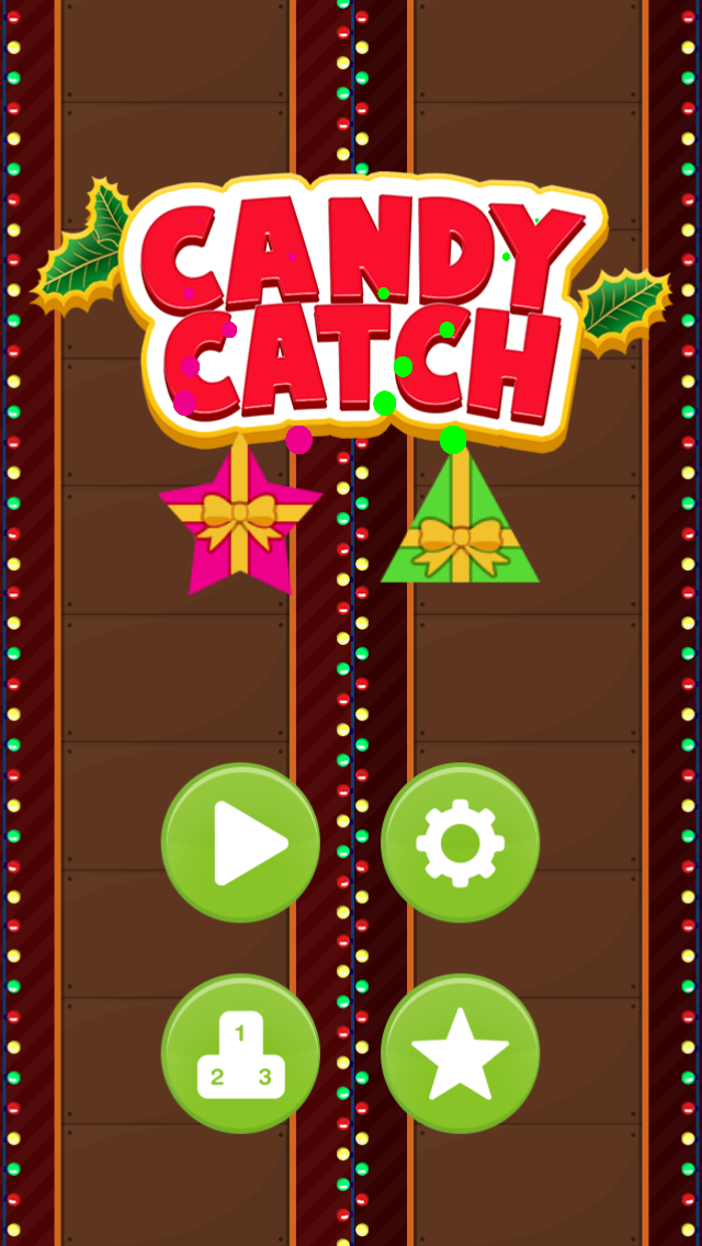 Candy Catch Template