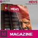 World News Magazine - GraphicRiver Item for Sale