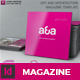 Art and Architecture Magazine - GraphicRiver Item for Sale