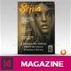Sepia - Clean Minimal Magazine - GraphicRiver Item for Sale