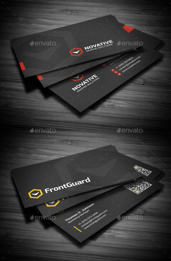 Business Cards Bundle #8 - Business Cards Print Templates