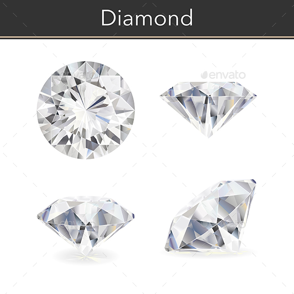 Diamond - Decorative Symbols Decorative