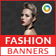 Fashion Sale Banners - GraphicRiver Item for Sale