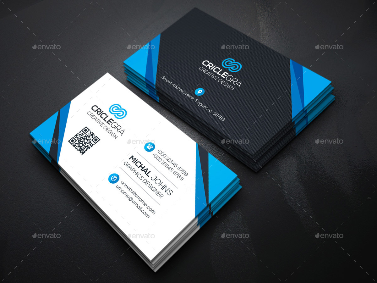 Creative Business Card by generousart | GraphicRiver