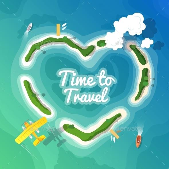 Print - Travel Conceptual