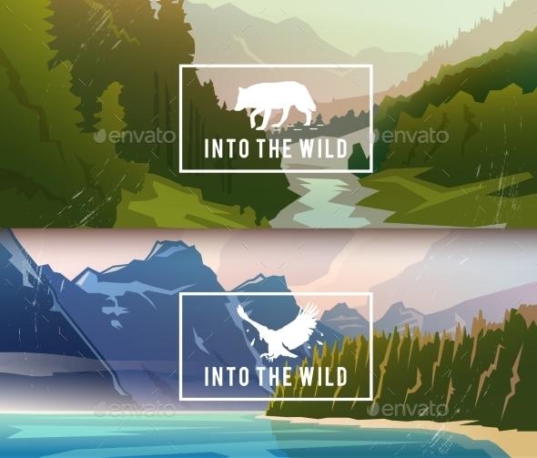 Print - Landscapes Nature