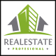 Real Estate Invest Logo - GraphicRiver Item for Sale