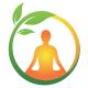 Nature Yoga Logo - GraphicRiver Item for Sale