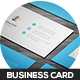 Personal Business Card - GraphicRiver Item for Sale