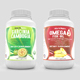 Supplement Label Templates - GraphicRiver Item for Sale