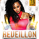 Reveillon - Flyer Template